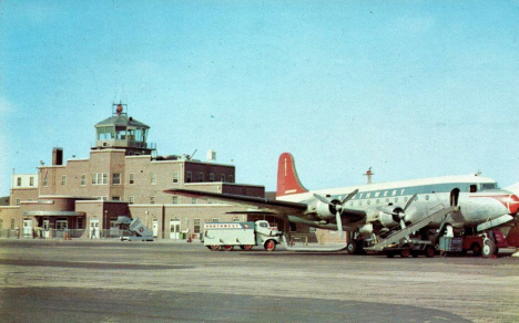 Minneapolis St. Paul Airport, 30th Annivrsary, 1953