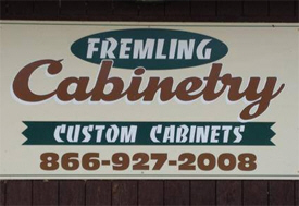 Fremling Cabinetry & Custom Cabinets, Aitkin Minnesota