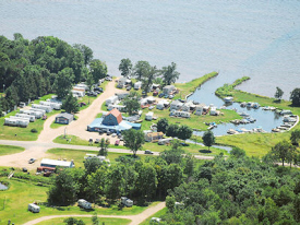 Barnacles Resort & Campground, Aitkin Minnesota