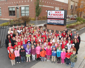 Holy Rosary Catholic School, Detroit Lakes Minnesota