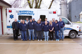 Rushford Ambulance Service
