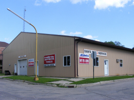 Dan's Tire and Service, Appleton Minnesota