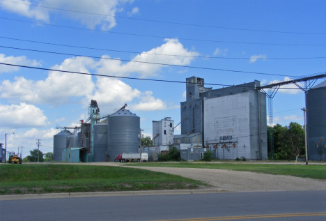 Grain elevators, Appleton Minnesota, 2014