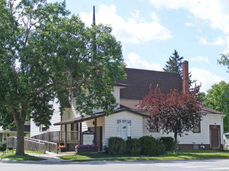 First Congregational Church, Appleton Minnesota, 2014