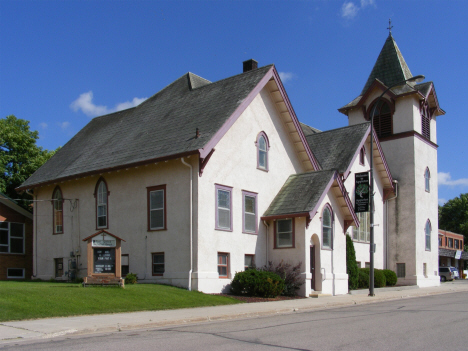 First United Methodist Church, Appleton Minnesota, 2014
