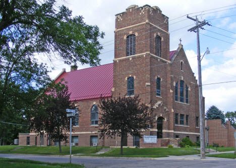 Zion Lutheran Church, Appleton Minnesota, 2014