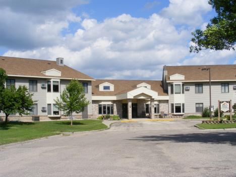 Apple Ridge estates assisted living facility, Appleton Minnesota, 2014