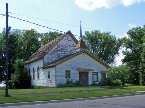 Former church, Appleton Minnesota, 2014