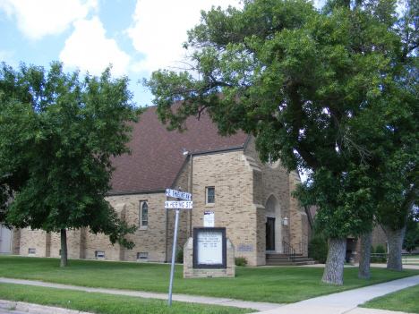 Trinity Lutheran Church, Appleton Minnesota, 2014