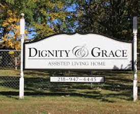 Dignity and Grace Assisted Living, Backus Minnesota