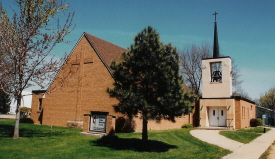 Beauford United Methodist Church, Mapleton Minnesota