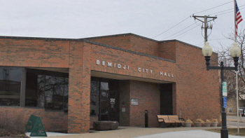 City Hall, Bemidji Minnesota