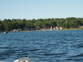Wishbone Resort, Cass Lake Minnesota