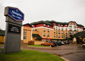 Hampton Inn & Suites Bemidji Minnesota