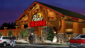 Palace Bingo & Casino, Cass Lake Minnesota