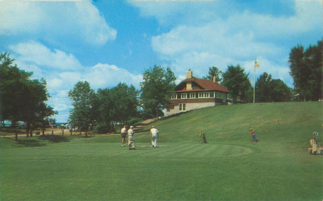 Town and Country Club, Bemidji Minnesota, 1954
