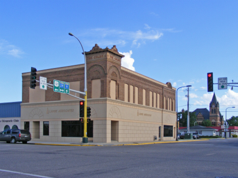The Colby Building, Benson Minnesota, 2014
