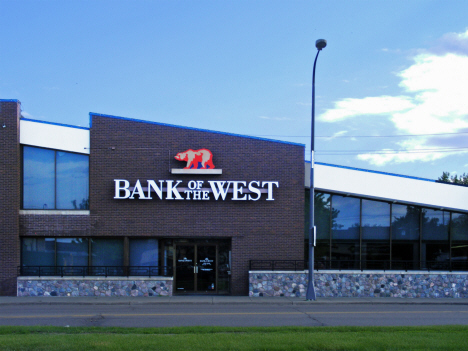Bank of the West, Benson Minnesota, 2014