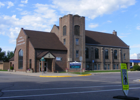 Plymouth Congregational United Church of Christ, Benson Minnesota, 2014