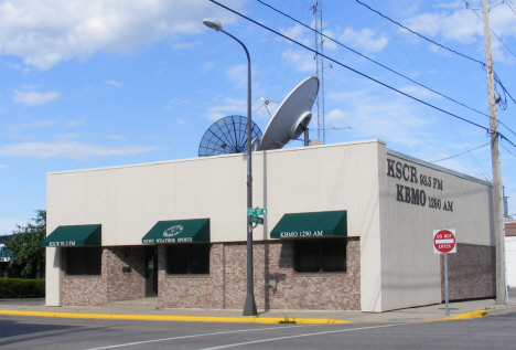 KSCR and KBMO Radio, Benson Minnesota, 2014