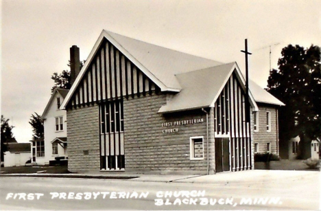 First Presbyterian Church, Blackduck Minnesota