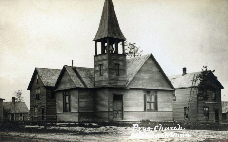Presbyterian Church, Blackduck Minnesota, 1909