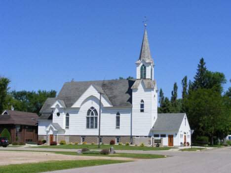 Trinity Lutheran Church, Boyd Minnesota