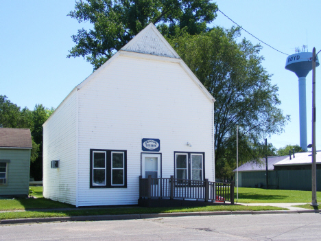 Senior Citizens Center, Boyd Minnesota, 2014