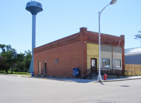 Post Office, Boyd Minnesota, 2014