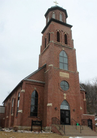 St. Patrick Parish, Brownsville Minnesota