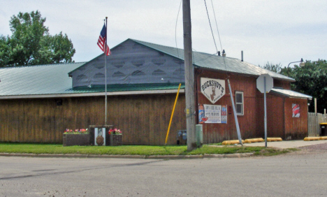 Buckshot's Bar, Butterfield Minnesota, 2014