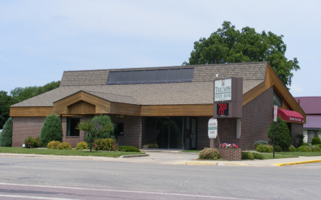 Triumph Bank, Butterfield Minnesota, 2014