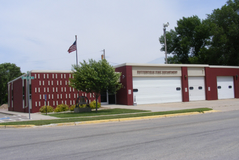 Fire Department, Butterfield Minnesota, 2014