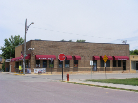 City Hall and Municipal Liquor Store, Butterfield Minnesota, 2014