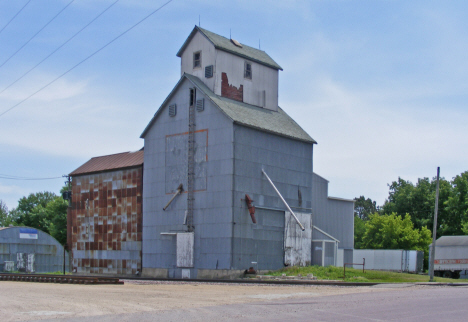 Grain Elevator, Butterfield Minnesota, 2014