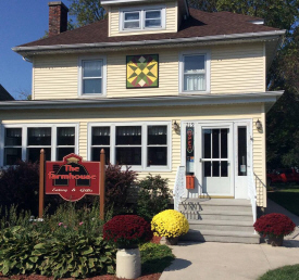 The Farmhouse Eatery and Gifts, Caledonia Minnesota