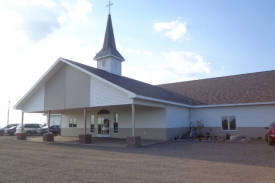Beautiful Savior Lutheran Church, Callaway Minnesota