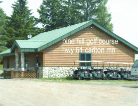 Pine Hill Golf Course, Carleton Minnesota