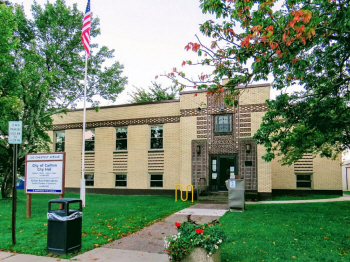 City Hall, Carlton Minnesota