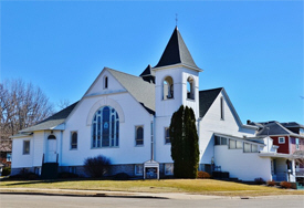 Pioneer Presbyterian Church, Chatfield Minnesota