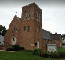 Saint Paul Evangelical Lutheran Church, Chatfield Minnesota