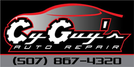 Cy Guys Auto Repair, Chatfield Minnesota