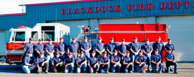 BLACKDUCK FIRE DEPARTMENT
