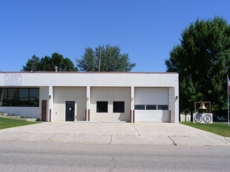 The other half of City Hall, Clarksfield Minnesota, 2014