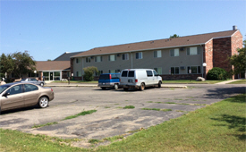 Brookfield Apartments, Clearbrook Minnesota