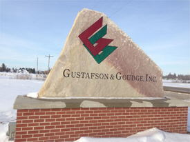 Gustafson and Goudge, Clearbrook Minnesota