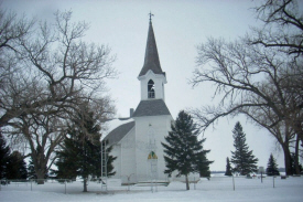 St. Pauli Church, Clinton Minnesota