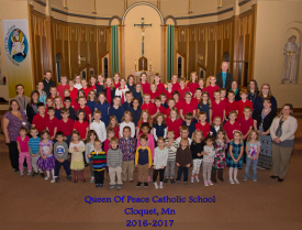 Queen Of Peace School, Cloquet Minnesota