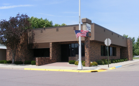 Choice Financial Bank, Comfrey Minnesota, 2014