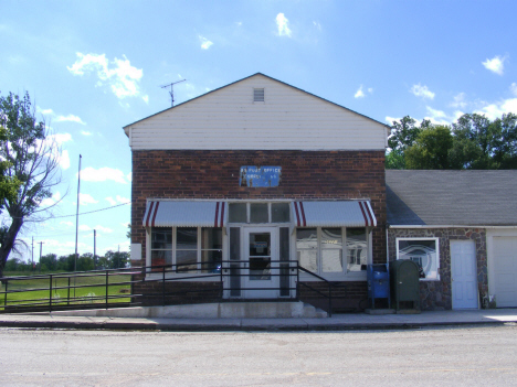 Post Office, Correll Minnesota, 2014